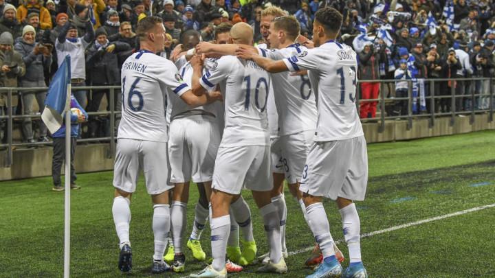 Historijski rezultat: Finska na Evropskom prvenstvu!