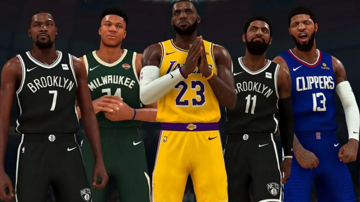 Veliki turnir NBA 2K s velikim zvijezdama