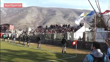 Horde zla se u Mostaru sukobile s policijom