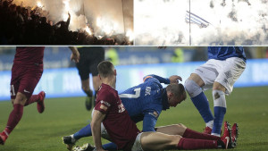 Škoti su rivalstvo između FK Sarajevo i FK Željezničar opisali jednom riječju