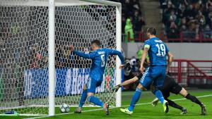 "Ramsey ""ukrao"" gol Ronaldu, a fotoreporteri zabilježili kako je Portugalac reagovao"