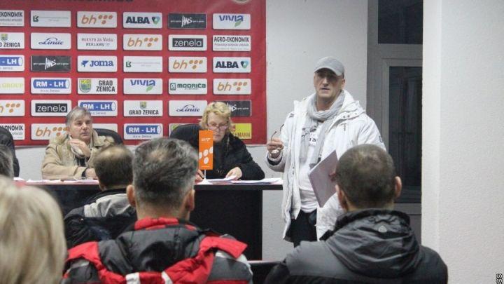 """Adilović odgovorio """"Robijašima"""" i NGG """"Za Čelik"""""""