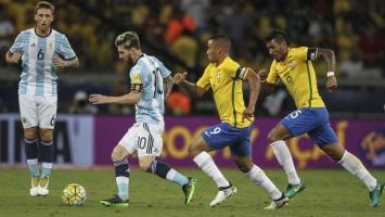 Argentina dogovorila prijateljsku utakmicu sa Brazilom