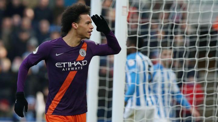 City se poigrao sa Huddersfieldom i nastavio potjeru za Liverpoolom