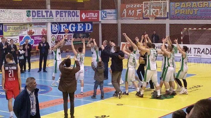 Kakanj se plasirao na Final four Kupa BiH