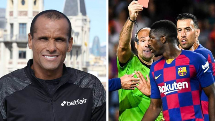 Rivaldo pozvao Barcelonu da dodatno kazni Ousmanea Dembelea