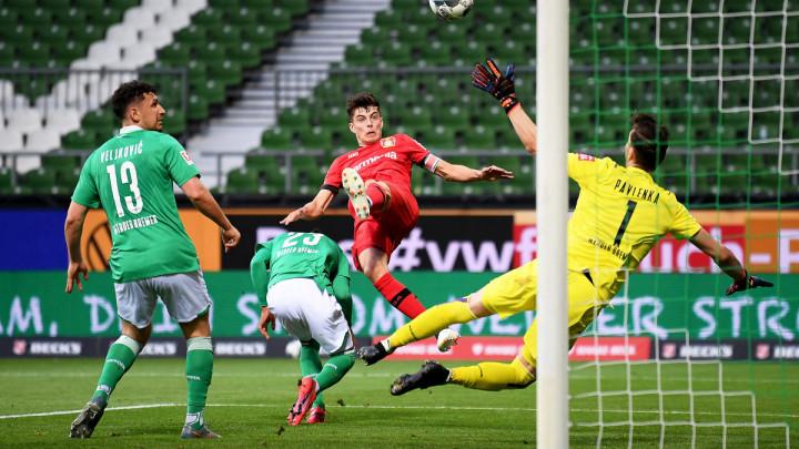 Bayer se prošetao Bremenom i primakao pozicijama koje vode u Ligu prvaka