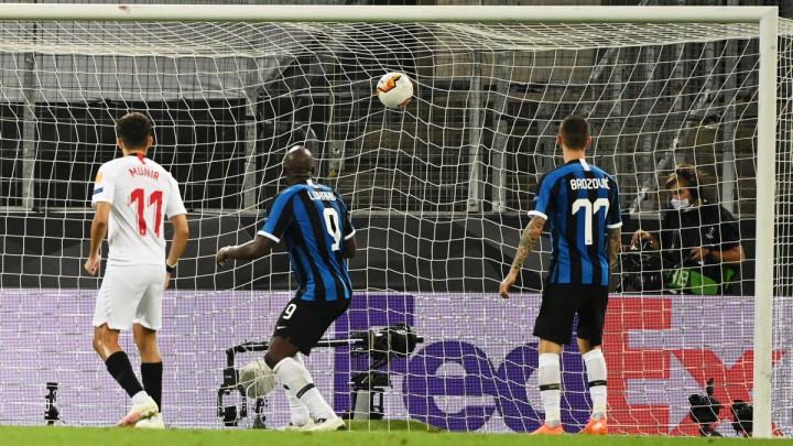 Inter je izgubio finale, ali Romelu Lukaku je ušao u historiju