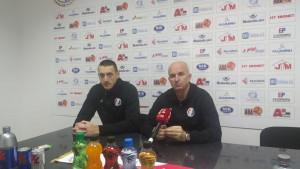 Zoran Glomazić: Neće nam biti lako jer ekipi Mladosti 'gori', ali dat ćemo sve od sebe