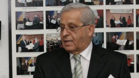 Preminuo Hasan Šišić predsjednik Sportskog Saveza grada Mostara