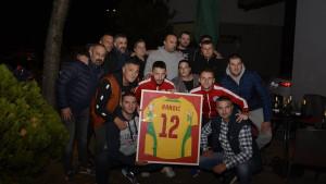 Filipović i Bilbija proslavili pobjedu s navijačima uz posvetu pokojnom Krešimiru Keti Bandiću