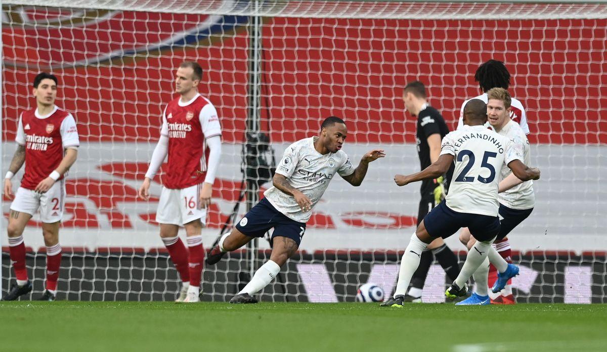 Sterling srušio Arsenal na Emiratesu
