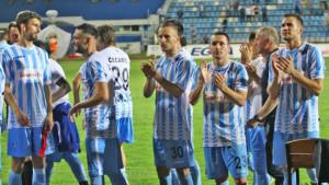 Minimalne pobjede Partizana i Hajduka, Subotica slavi rušenje Sparte