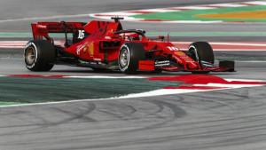 Leclerc donio pobjedu Ferrariju ispred Bottasa i Hamiltona
