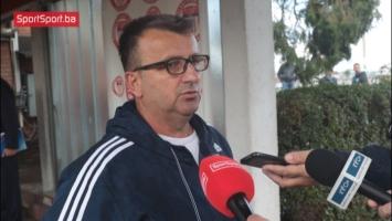 Stojnić: Realno, nismo imali šanse protiv Sarajeva