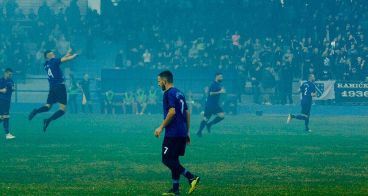 FK Gornji Rahić - kantonalac koji živi uz armiju navijača