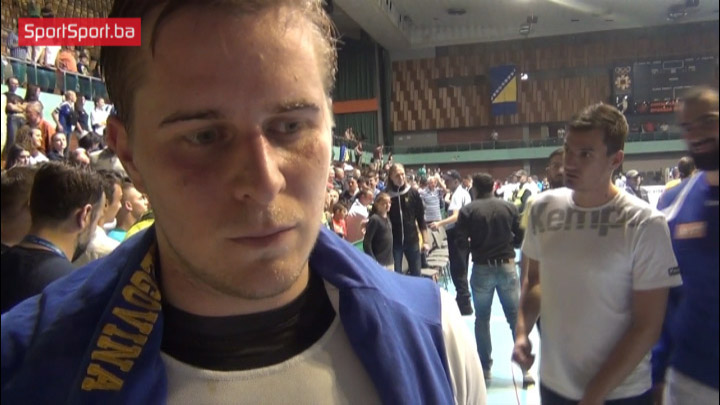 Malinović: Zaslužili smo pobjedu u ovom meču