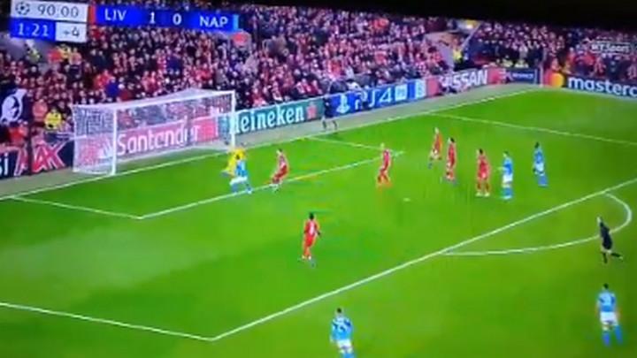 Pogledajte šansu Milika za osminu finala u posljednjoj sekundi: Alisson je kralj Anfielda!