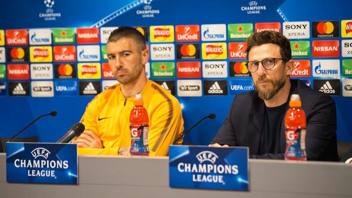 Di Francesco: Zaboravljate u kakvom je stanju Aleksandar igrao mjesec i po?