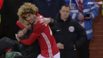 Mourinho je jedva preživio Fellainija