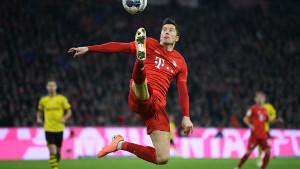 Lewandowski: Ramos je najteži protivnik protiv kojeg sam igrao