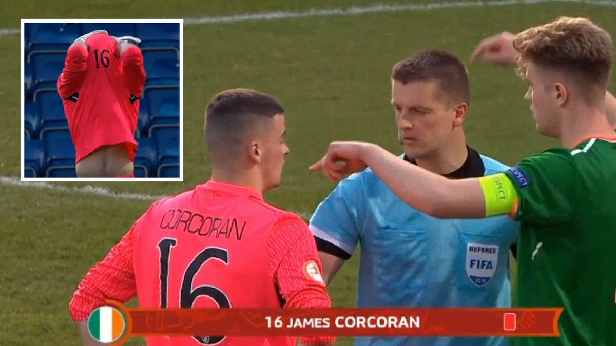Drama u četvrtfinalu U-17 EP: Golman dobio bizaran crveni tokom penal-serije!