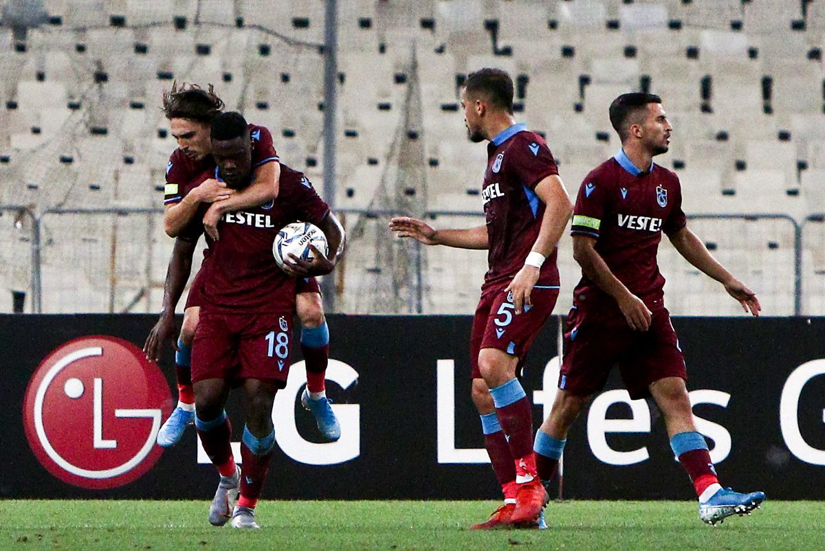 Trabzonu se novac uložen u Ekubana već počeo isplaćivati, hat-trick za veliku pobjedu!