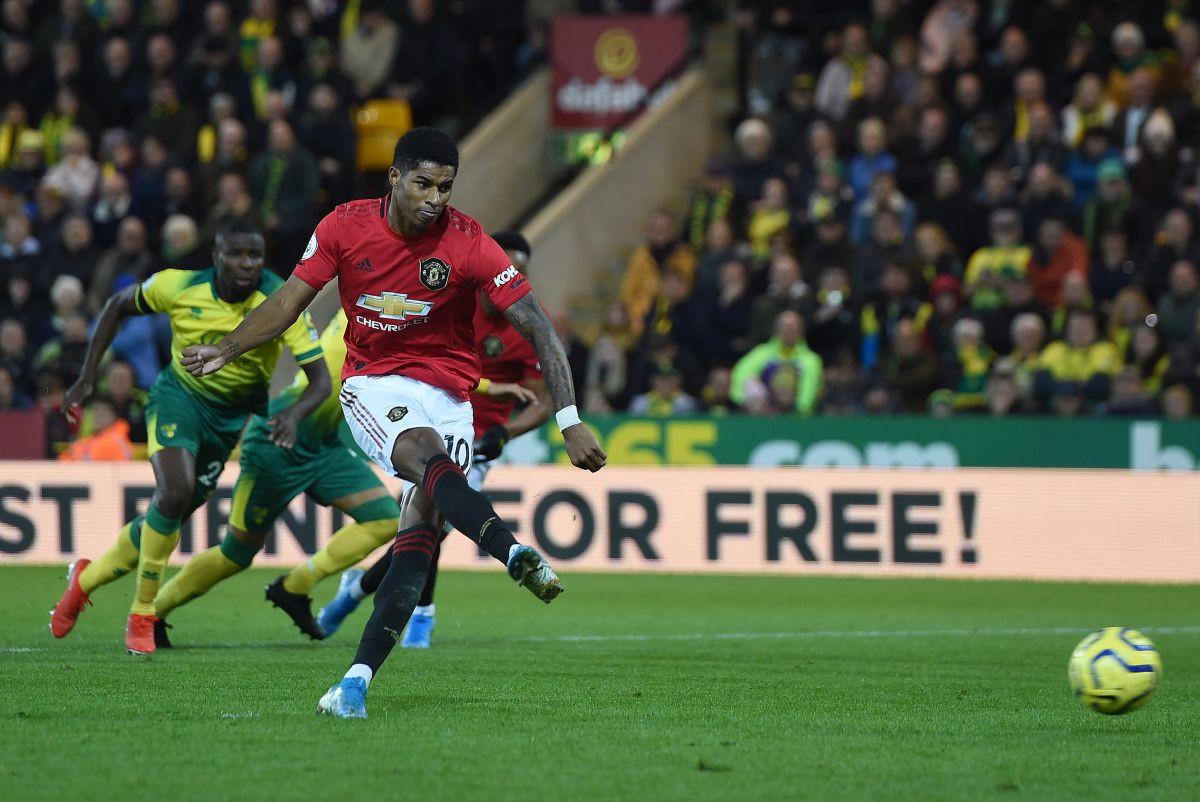 United uz dva promašena penala slavio protiv Norwicha, Arsenal prokockao dva gola prednosti