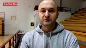 Kecman:Banovići su favoriti, ali nećemo se unaprijed predati