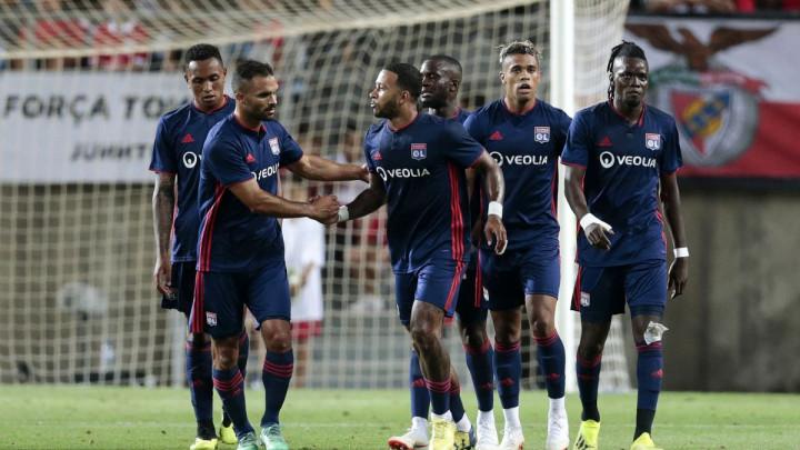 Rutinska pobjeda Lyona protiv Strasbourga
