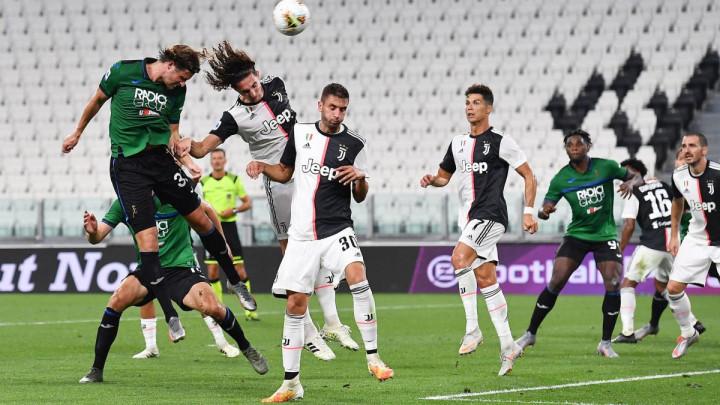 Odličan meč u Reggio Emiliji: Juventus vodio, pa spašavao bod