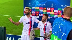 Fantastičan potez junaka PSG-a poslije meča