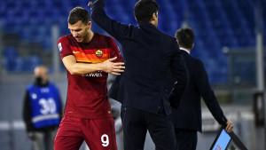 Odlične izmjene Fonsece: Roma gubila u Bernu, a onda je u igru ušao Edin Džeko