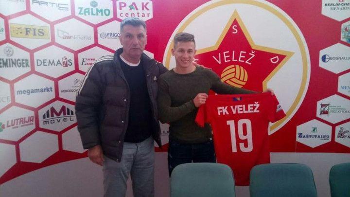 Salko Mujanović novi igrač Veleža