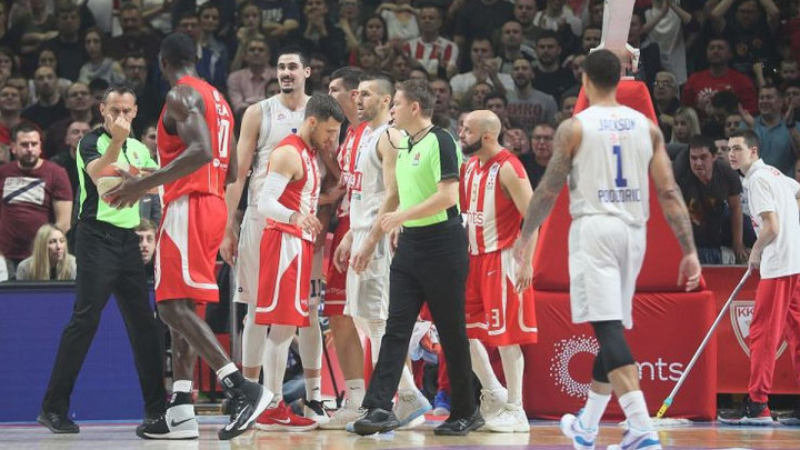 Iz Budućnosti se oglasili o napadu na Gordića, jedan košarkaš zbog povrede ne može igrati?