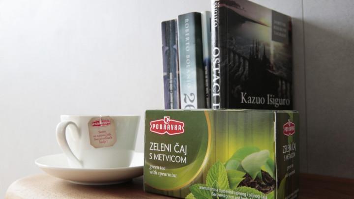 Zeleni čaj je efikasna pomoć kod prestanka pušenja