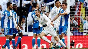 Deportivo će dugo žaliti što je poveo na Bernabeu