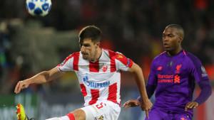 Fudbaler Zvezde će zapamtiti saigrača zbog jezivog starta na treningu