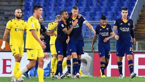 Roma pobijedila Veronu, Džeko postigao 105. gol za klub