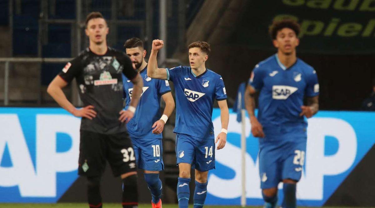 Hoffenheim deklasirao Werder