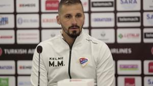 Borac oslabljen, Maksimović oprezan: Volim utakmice u kojima ne treba posebna motivacija