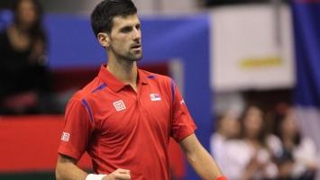 Đoković protiv Vinolasa otvara Davis Cup