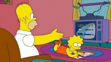 Legendarni Simpsonovi prognozirali rezultat Super Bowla