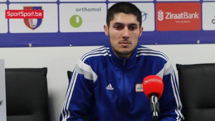 Manjgafić: U drugi dio utakmice smo izašli kao tim