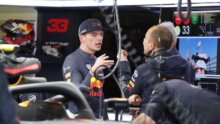Verstappen ponovo najbrži, ali bolid nije izdržao
