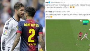 Dani Alves žestoko provocira Real Madrid nakon još jednog skandala s VAR-om