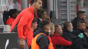 Ibrahimović prvi put starter nakon pet mjeseci