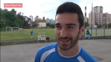 Bajić uz osmijeh: Na utakmici nećemo poznavati Memića