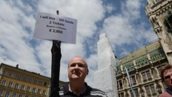 """""""Kupujem 2 karte za 2.000 eura"""""""