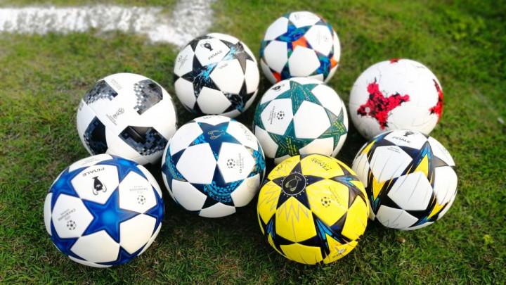 Oficijelna lopta Lige evropskih prvaka izgleda nikad bolje